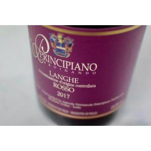 赤ワイン プリンチピアーノ・フェルディナンド /  ランゲ・ロッソ [2017]|wineholic