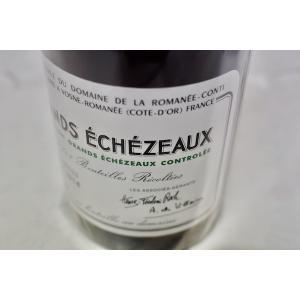 赤ワイン ドメーヌ・ド・ラ・ロマネ・コンティ / グラン・エシェゾー  [2014] wineholic