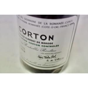 赤ワイン ドメーヌ・ド・ラ・ロマネ・コンティ / コルトン [2014] wineholic