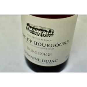 マール ドメーヌ・デュジャック / マール・ド・ブルゴーニュ・オル・ダージュ|wineholic