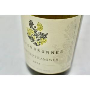 白ワイン ティフェンブルンナー / ゲヴェルツトラミネール [2015]|wineholic