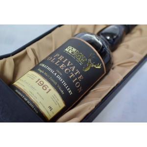 モルト・ウイスキー ストラスアイラ / プライヴェート・コレクション(旧ボトル) 1961 G&M 700ML 47% wineholic