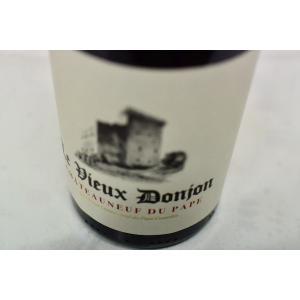 赤ワイン ル・ビュー・ドンジョン / シャトーヌフ・デュ・パフ・ルージュ [2017]|wineholic