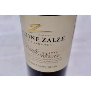 赤ワイン クライン・ザルゼ・ワインズ / ファミリー・リザーヴ・カベルネ・ソーヴィニヨン [2016]|wineholic