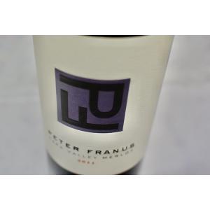 赤ワイン ピーター・フラヌス / ナパ・ヴァレー・メルロー [2011]|wineholic