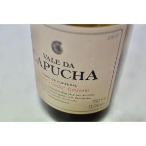 白ワイン ヴァレ・ダ・カプーシャ / ヴァレ・ダ・カプーシャ・グーヴェイオ [2017]|wineholic
