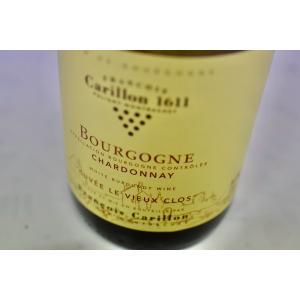 白ワイン ドメーヌ・フランソワ・カリヨン / ブルゴーニュ・シャルドネ ・ヴュー・クロ [2017]|wineholic