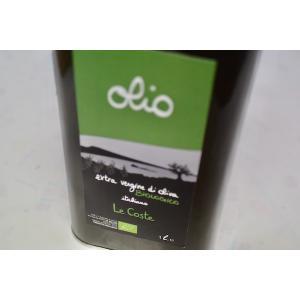 オリーブ・オイル レ・コステ / EXVオリーヴオイル 1000ml wineholic
