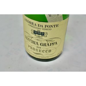 グラッパ アンドレア・ダ・ポンテ / ヴェルナッチャ・グラッパ・ディ・プロセッコ 700ml|wineholic