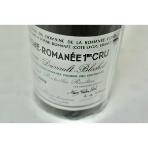 赤ワイン ドメーヌ・ド・ラ・ロマネ・コンティ / ヴォーヌ・ロマネ・プルミエ・クリュ・キュヴェ・デュヴォー・ブロシェ [2009] wineholic