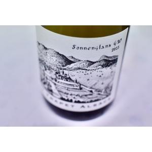 白ワイン ドメーヌ・トラペ / ゾンネングランツ・グラン・クリュ・ゲヴェルツトラミネール [2015]|wineholic