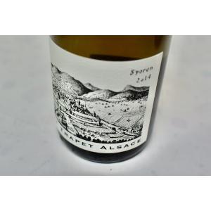 白ワイン ドメーヌ・トラペ / ゲヴェルツトラミネール・スポーレンツ [2014]|wineholic