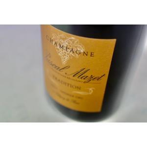 シャンパン(泡物) パスカル・マゼ / ブリュット・トラディション・プルミエ・クリュ|wineholic