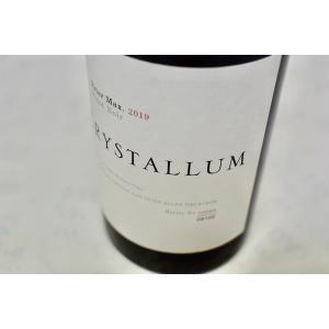 赤ワイン クリスタルム / ピーター・マックス・ピノ・ノワール [2019]|wineholic