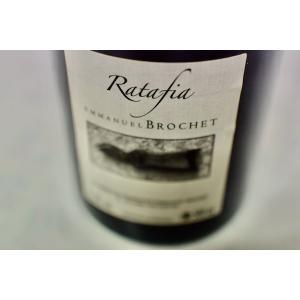 甘口ワイン エマニュエル・ブロシェ / ラタフィア 500ml wineholic