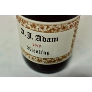白ワイン アンドレアス・J・アダム / リースリング・トロッケン [2019]|wineholic