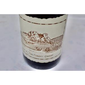 白ワイン アンヌ・エ・ジャン・フランソワ・ガヌヴァ / コート・デュ・ジュラ・ブラン・シャルドネ・フォールボー [2016] wineholic