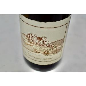 白ワイン アンヌ・エ・ジャン・フランソワ・ガヌヴァ / コート・デュ・ジュラ・ブラン・レ・セドル [2016] wineholic