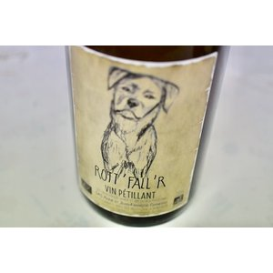 シャンパン(泡物) アンヌ・エ・ジャン・フランソワ・ガヌヴァ / ヴァン・ド・ターブル・ペティアン・ブラン・ロットフォーレール [2017]|wineholic