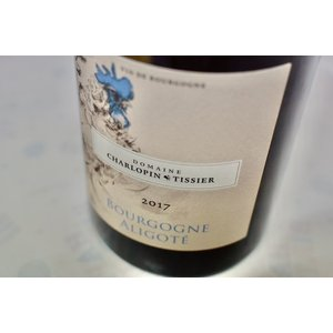 白ワイン シャルロパン・ティシエ / ブルゴーニュ・アリゴテ [2017]|wineholic