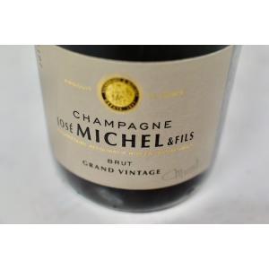 シャンパン(泡物) ジョゼ・ミッシェル / ブリュット・グラン・ヴィンテージ [2012] wineholic