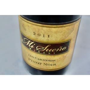 赤ワイン ミ・スエーニョ・ワイナリー / ロス・カーネロス・ピノ・ノワール [2011]|wineholic