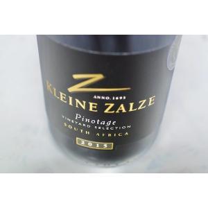 赤ワイン クライン・ザルゼ・ワインズ / ヴィンヤード・セレクション・ピノタージュ [2015]|wineholic