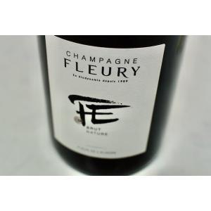 シャンパン(泡物) フルーリー・ペール・エ・フィス / ブリュット・ナチュール・フルール・ド・リューロップ wineholic