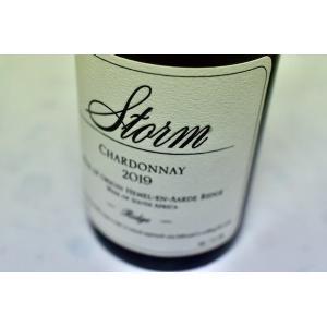 白ワイン ストーム・ワインズ / リッジ・シャルドネ [2019]|wineholic