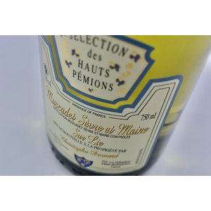 白ワイン ドメーヌ・デ・オー・ペミオン / セレクション・デ・ムスカデ・ド・セーヴル・エ・メーヌ [2019]|wineholic
