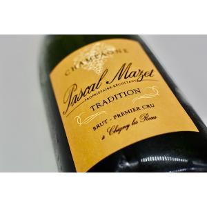 シャンパン(泡物) パスカル・マゼ / ブリュット・トラディション・プルミエ・クリュ wineholic