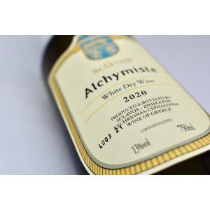 白ワイン ドメーヌ・スクラヴォス / ヴァン・ブラン・ド・ターブル・アルシミスト [2020]|wineholic