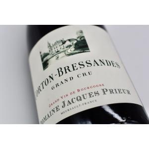 赤ワイン ドメーヌ・ジャック・プリュール / コルトン・ブレッサンド・グラン・クリュ [2006] wineholic