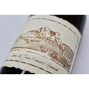 白ワイン アンヌ・エ・ジャン・フランソワ・ガヌヴァ / コート・デュ・ジュラ・ブラン・シャルドネ [2016] wineholic