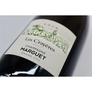 シャンパン(泡物) マルゲ・ペール・エ・フィス / ブリュット・ナチュール レ・クレイエール グラン・クリュ [2016] wineholic