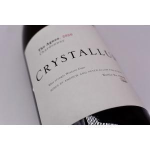 白ワイン クリスタルム / ジ・アグネス・シャルドネ [2020] wineholic
