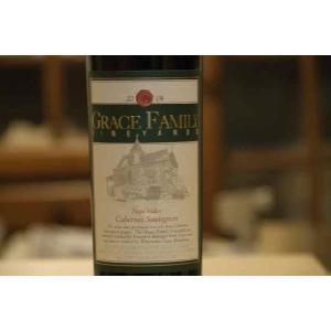 赤ワイン グレース・ファミリー・ヴィンヤード2004年|wineholic
