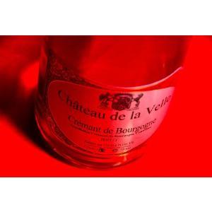 シャンパン スパークリングワイン クレマンの最高峰! ベルトラン・ダルヴィオ シャトー・ド・ラ・ヴェル・クレマン・ド・ブルゴーニュ・ブリュット・ロゼ|wineholic