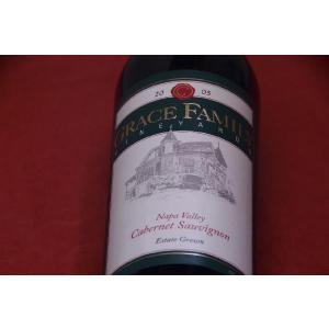赤ワイン グレース・ファミリー・ヴィンヤード・2005年|wineholic