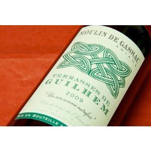 赤ワイン ムーラン・ド・ガサック・テラス・ド・ギレム・ルージュ|wineholic