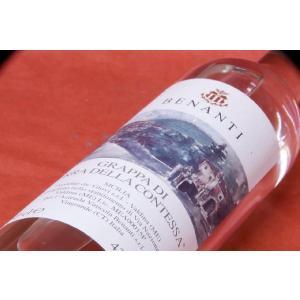 グラッパ ベナンティ グラッパ・ディ・セッラ・デッラ・コンテッサ 500ml|wineholic