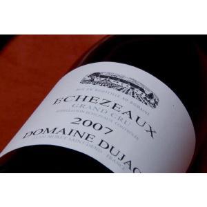赤ワイン ドメーヌ・デュジャック エシェゾー 2007|wineholic
