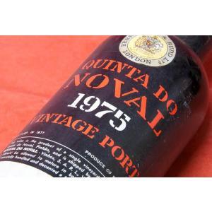 ポートワイン キンタ・ド・ノヴァル ヴィンテージ・ポート 1975|wineholic