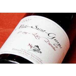 赤ワイン ドメーヌ・アンリ・ノーダン・フェラン / ニュイ・サン・ジョルジュ プルミエ・クリュ レ・ダモード・ノン・フィルトレ 2007|wineholic