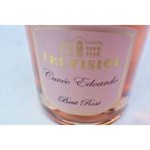 シャンパン スパークリングワイン トレヴィジオール / ロゼ・ブリュト・スプマンテ|wineholic
