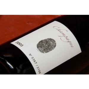 シャンパン スパークリングワイン エマニュエル・ブロシェ / エキストラ・ブリュット・ミレジム 2005|wineholic