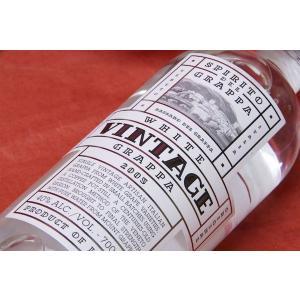 グラッパ スピリト・デル・グラッパ / ホワイト・ヴィンテージ 2005 700ml|wineholic