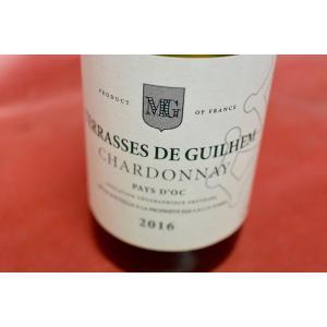 白ワイン ムーラン・ド・ガサック / テラス・ド・ギレム・シャルドネ [2016]|wineholic