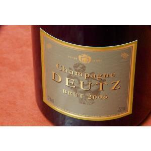 シャンパン スパークリングワイン ドゥーツ / ブリュット [2006]|wineholic
