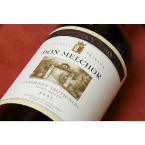 赤ワイン コンチャ・イ・トロ / ドン・メルチョ [1995]|wineholic